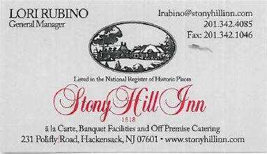 Stony Hill Inn